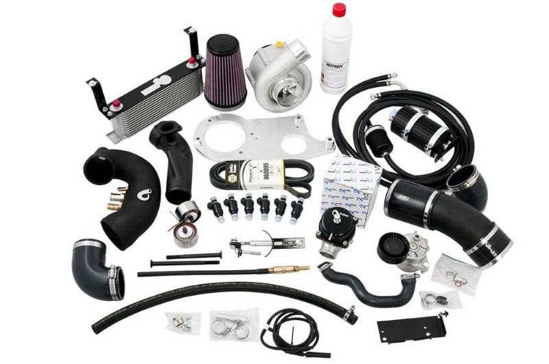 Active Autowerke Supercharger Rotrex C38 Level 2 Kit BMW E36 M3