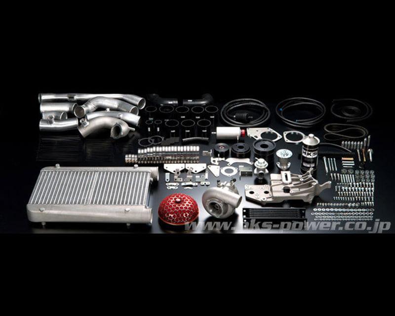 HKS GT Supercharger System Pro Z33 VQ35DE Version 2 Nissan 350Z Z33 03-09