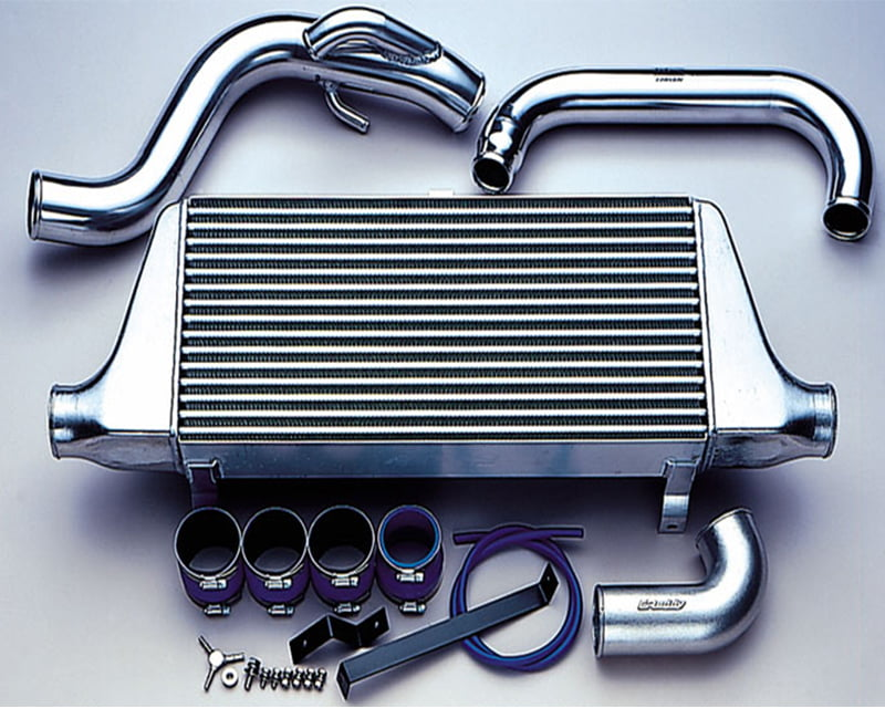 GReddy Type 24F Upgraded Turbocharger Front Mount Intercooler Kit Nissan 240SX | Silvia S15 95-02