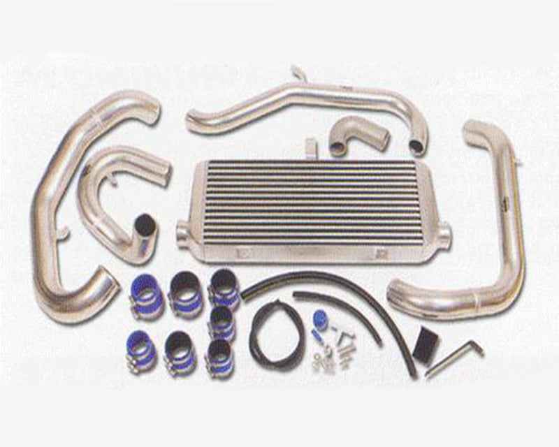 GReddy Upgraded Turbo   Compression Tube Spec-LS T-24 Intercooler Kit (g) Mazda RX-7 FD3S 93-02