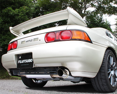 Fujitsubo Power Getter Exhaust System Toyota MR2 SW20 90-99