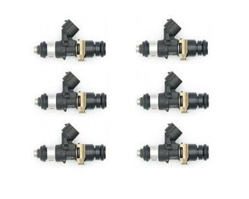 Deatschwerks Set of 6 2200cc Fuel Injectors Nissan 370Z 09-18