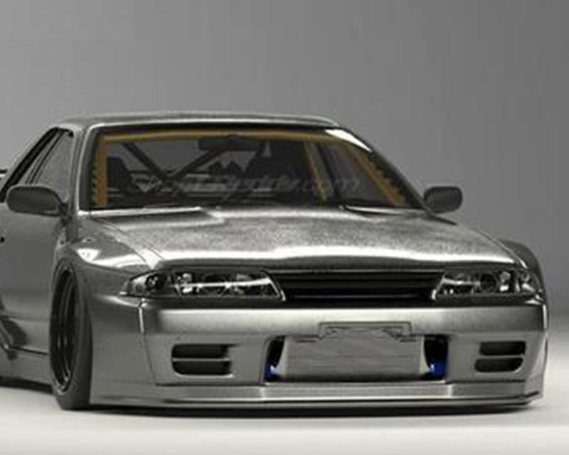 Pandem Front Lip (FRP) Nissan Skyline GTR R32 89-94