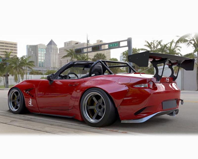 GReddy Rocket Bunny Rear DiMX-5 ND 16-17ffuser Mazda Miata