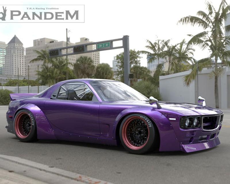 Pandem Boss Turn Signals Mazda RX-7 FD3S 93-02