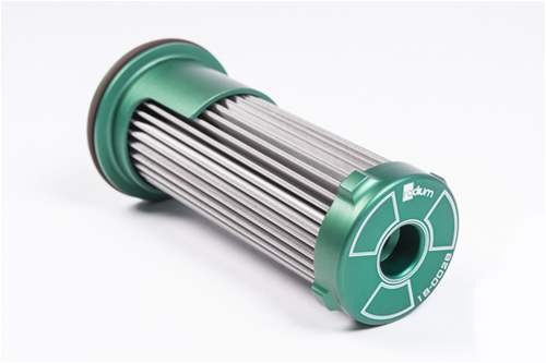 Radium Engineering TrANsmission Filter, Nissan R35 Gt-R, Stainless