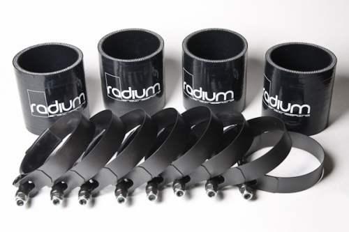 Radium Engineering Intercooler Coupler Kit, Lotus Exige-S 2Zz-Ge