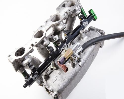Radium Engineering Top Feed Fuel Rail SR20DET Nissan Silvia S15 99-02