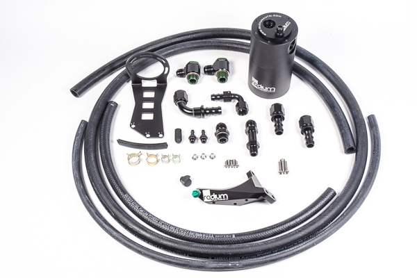 Radium Engineering Aos-R Kit, 2015+ Subaru Wrx, Includes 20-0255