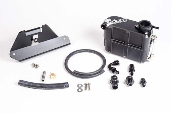 Radium Engineering Coolant Tank Kit, 11-14 Mustang