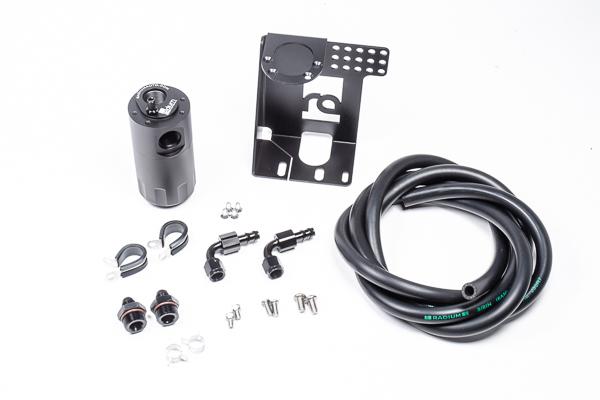 Radium Engineering Catch Can Kit, 90-05 Mazda Mx-5