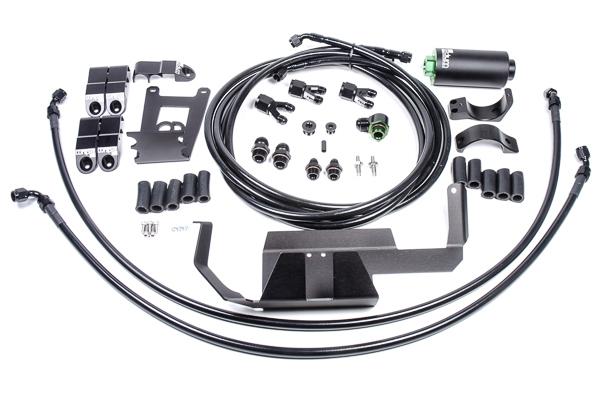 Radium Engineering R35 Nissan Gt-R Fuel Hanger Feed Kit – Stainless