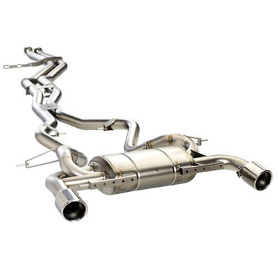 Akrapovic Performance Stainless Steel Exhaust Systems