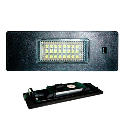 Auto-Style Application Specific Number Plate Lights