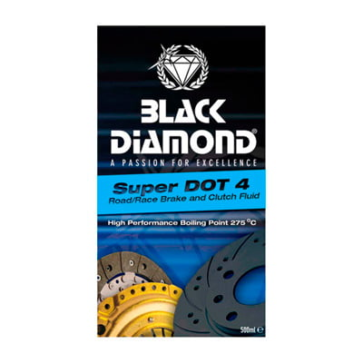 Black Diamond Super DOT 4 Brake Fluid