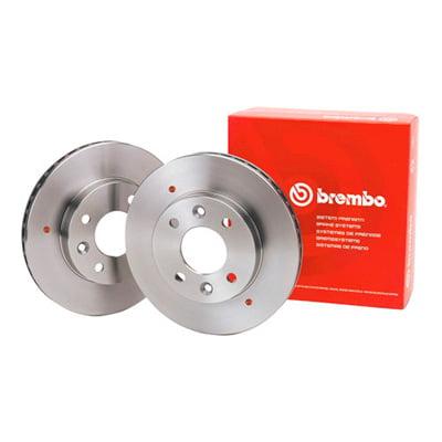 Brembo Group N OE Quality Rear Brake Discs