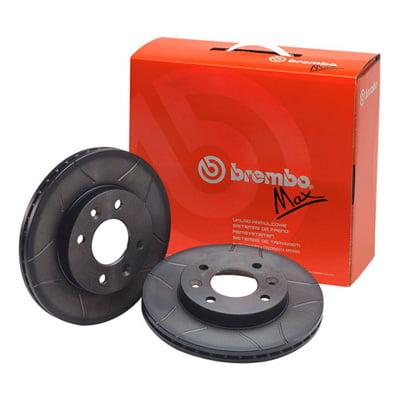 Brembo Max Performance Front Brake Discs