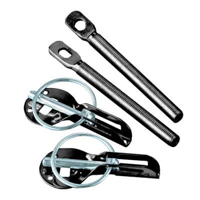 Demon Tweeks Competition Quick Release Aluminium Bonnet Pins