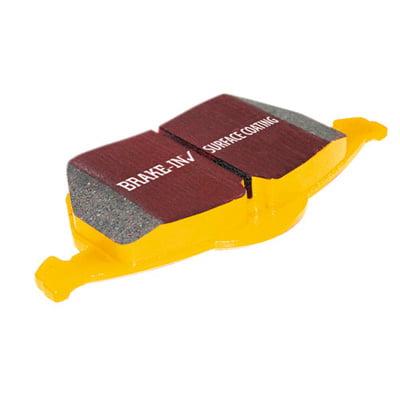 EBC Brakes Yellowstuff Performance Rear Brake Pad Set