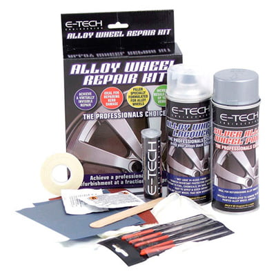 E-Tech Engineering Alloy Wheel Repair Kit