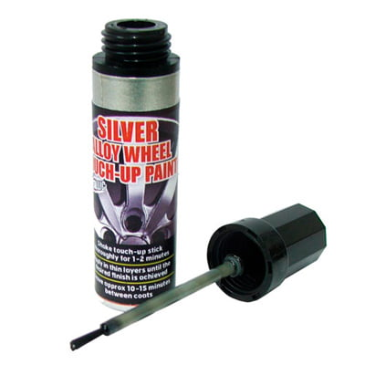 E-Tech Engineering Metalic Silver Paint Touch Up Stick