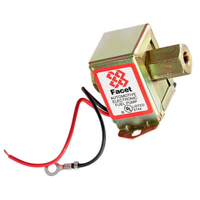 Facet Solid State Electronic Fuel Pump