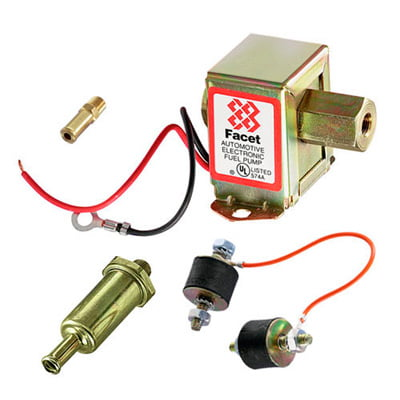 Facet Solid State Electronic Fuel Pump Kit