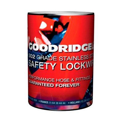 Goodridge Stainless Steel Lockwire