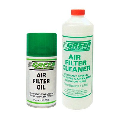 Green Filters Air Filter Service Kit