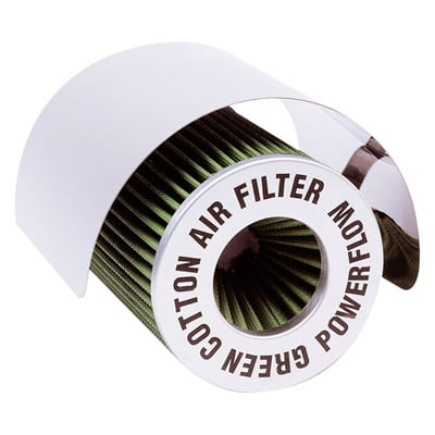 Green Filters Heat Shield
