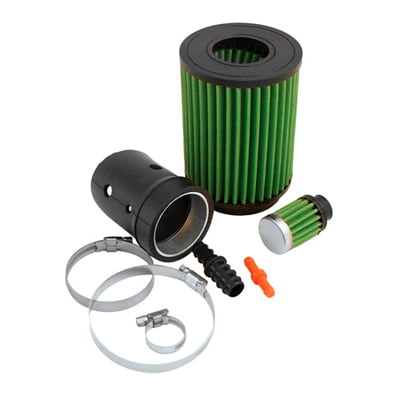 Green Filters Twin Cone Induction Kit