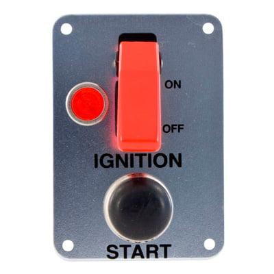 Grayston Starter Switch Panel