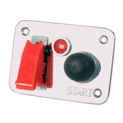 LMA Ignition Switch 3 Hole Panel