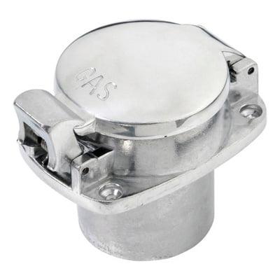 Mocal Classic `Aston` Style Alloy Fuel Filler Cap