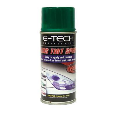 E-Tech Engineering Lens Tinting Spray
