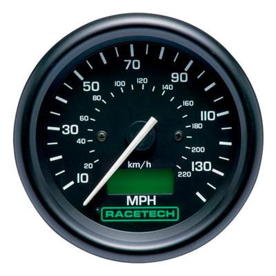 Racetech 80mm Speedometer