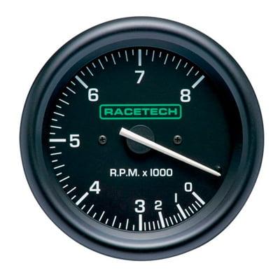 Racetech 80mm Tachometer