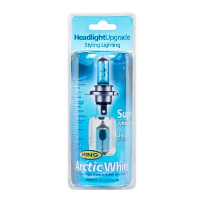 Ring Arctic White Halogen Bulbs