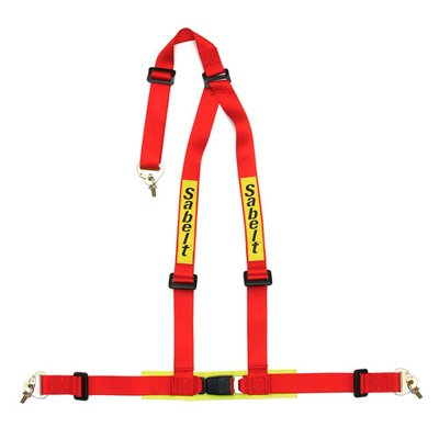 Sabelt 3 Point Clip In Harness