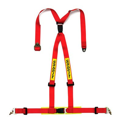 Sabelt 4 Point Double Release Harness