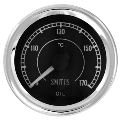 Smiths Flight Electrical Oil Temperature Gauge