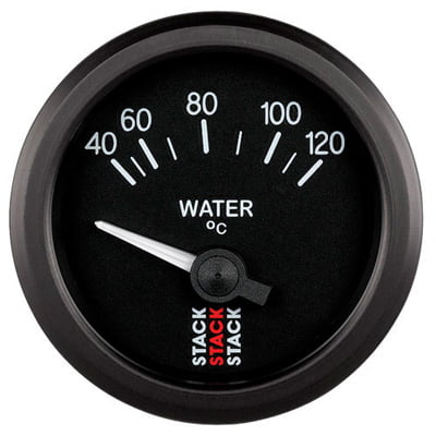 Stack Water Temperature Gauge – Electrical