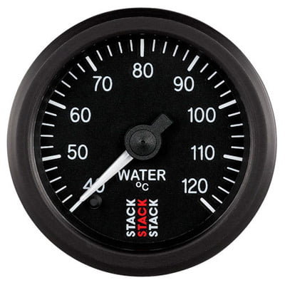 Stack Professional Water Temperature Gauge