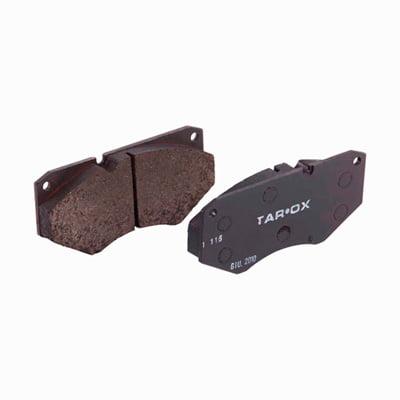 Tarox Competizone Front Brake Pad Axel Set