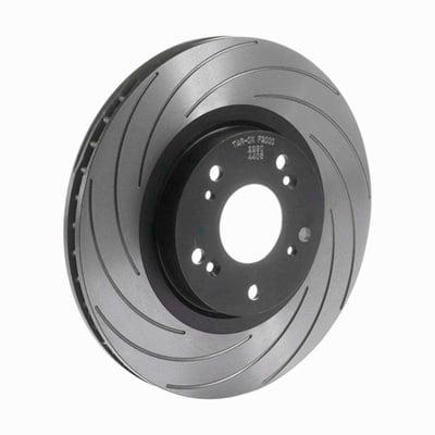 Tarox F2000 Rear Grooved Performance Brake Discs