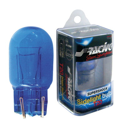 Simoni Racing Supershock Halogen Superwhite Bulbs – T20 21/5w