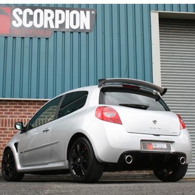 Scorpion Cat Back Exhaust System