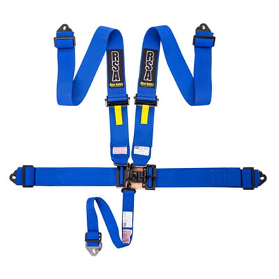 Race Safety Accessories Lightweight Nascar 5 Point Harness