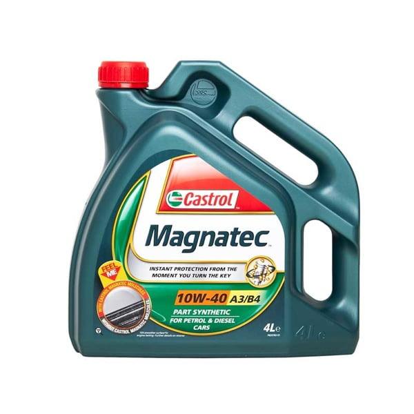 Magnatec 10W40  Engine Oil – 4 Ltr (For Diesel or Petrol)