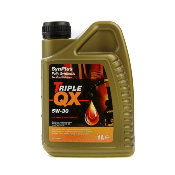 5w30 Fully Synthetic (For Ford applications)  Engine Oil – 1Ltr
